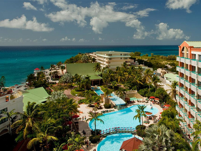 Sonesta Maho Beach Resort Casino