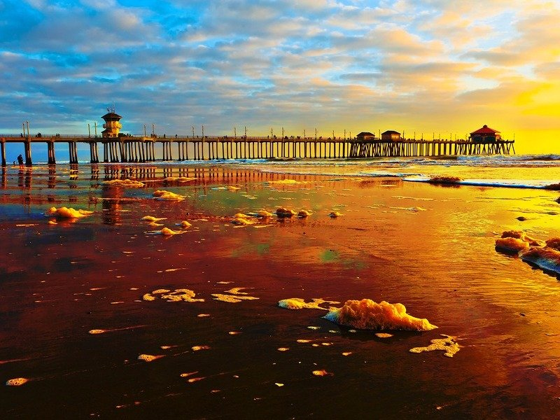13 of the best beaches in the usa for Nice beaches in usa