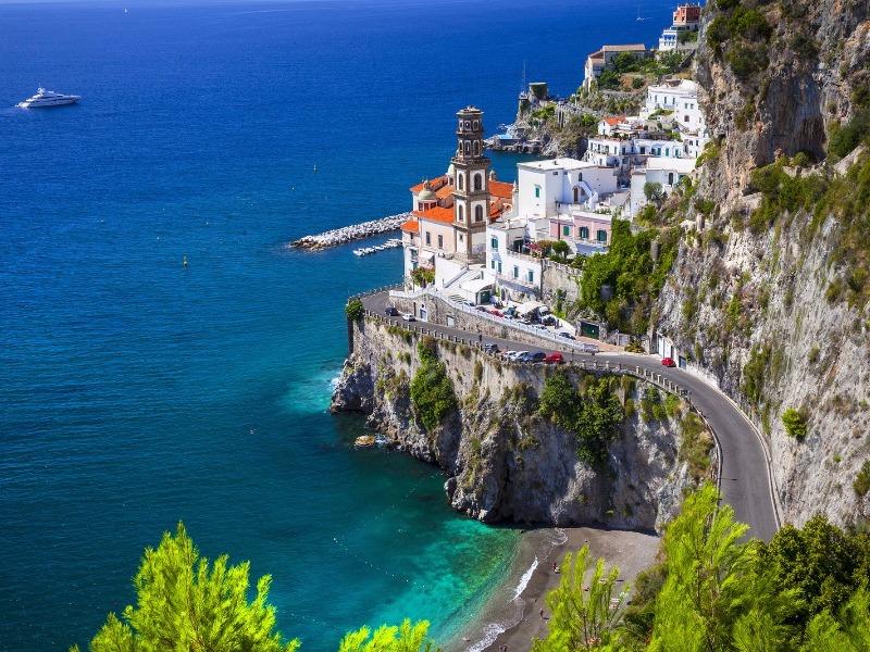 amalfi big and beautiful singles Pre-departure itinerary the amalfi coast 9 days: the amalfi coast is beautiful amalfi and positano – the big 3 unesco towns on the amalfi coast.