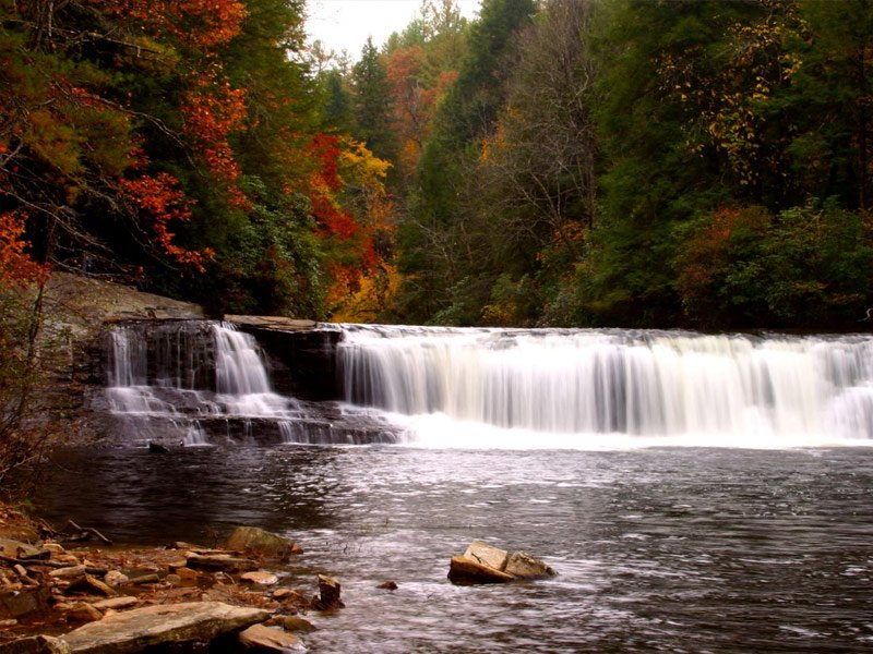 7 Of The Best Swimming Holes In North Carolina