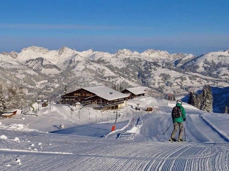 Bernese Oberland skiing