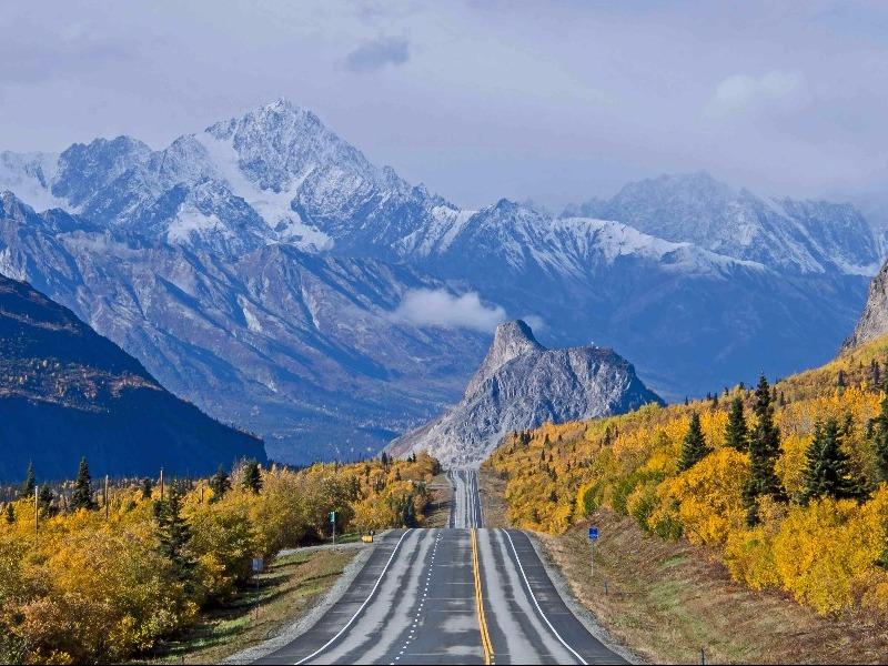 Glenn Highway, Chugach