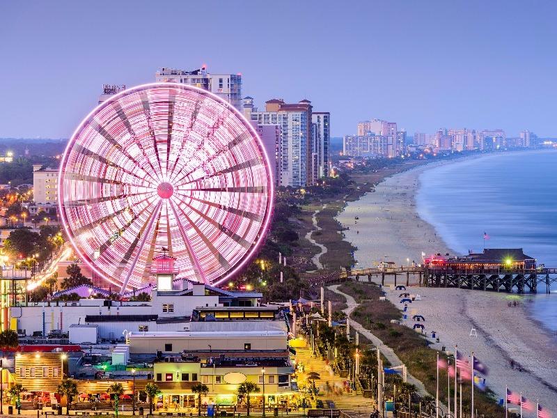 Best Hotel Myrtle Beach Adults