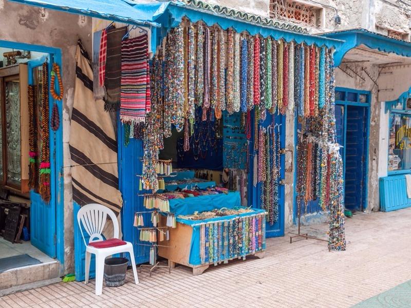 Morocco jewelry