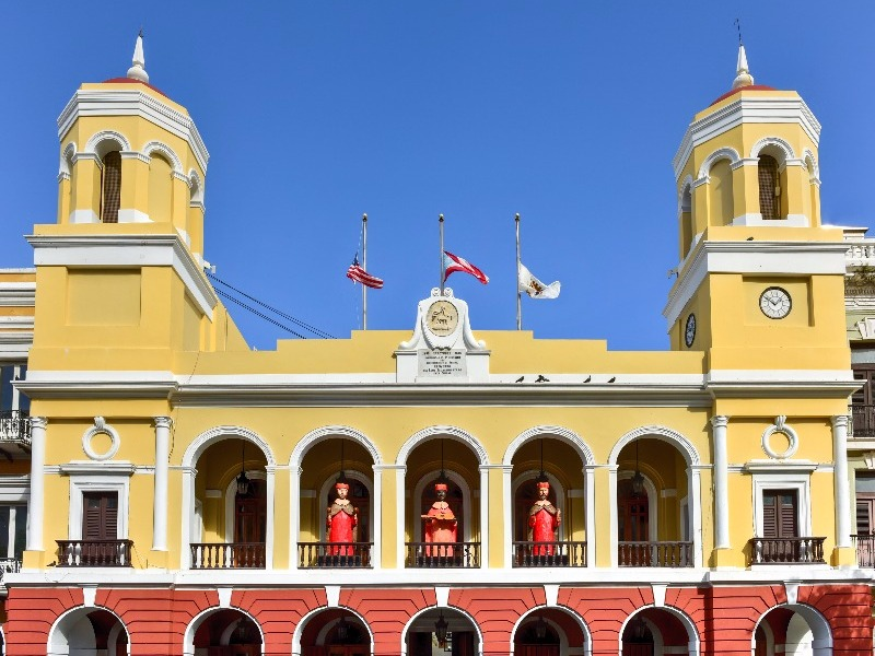 Old City Hall, San Juan