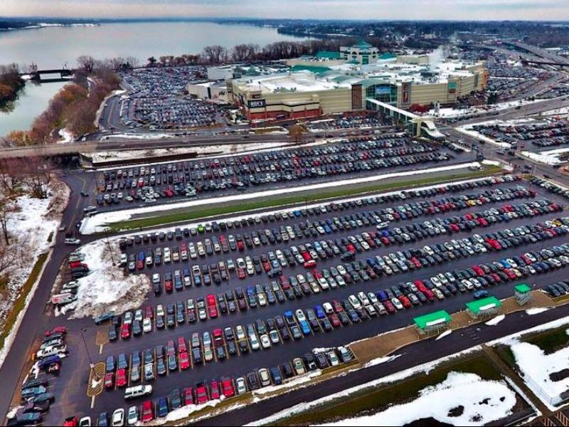 10 Biggest Malls In The United States Tripstodiscover Com
