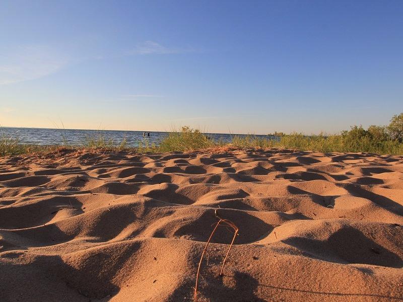 Sand of a Traverse City