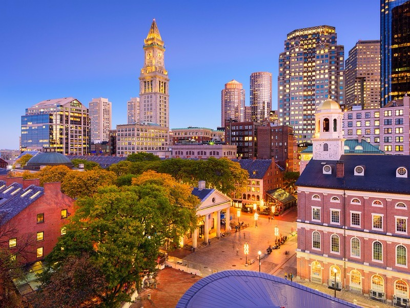 12 Of America S Most Beautiful Downtown Areas