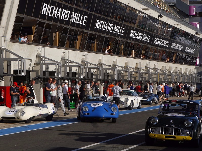 Le Mans Classic on the circuit of 24 hours