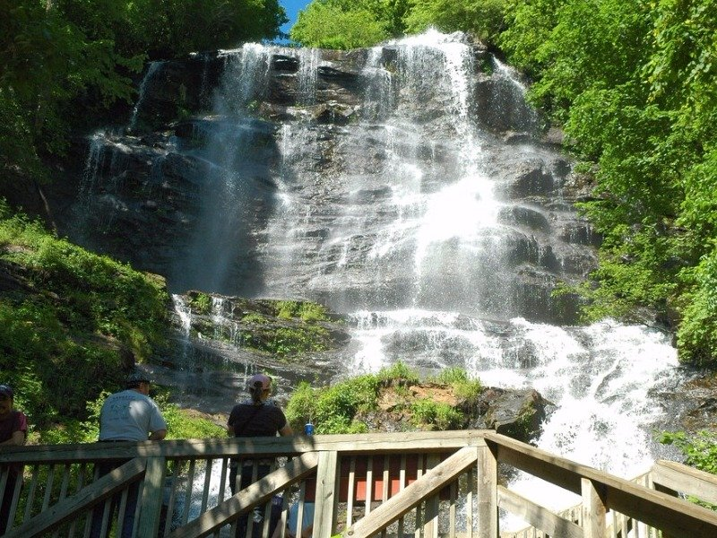 Amicalola Falls State Park Near Dawsonville Nearby Hotels