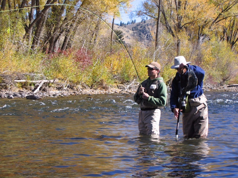 9 best things to do outdoors this summer in colorado for Gunnison river fly fishing