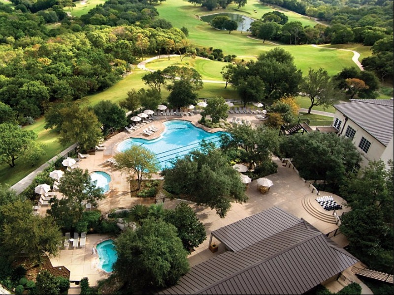 10 best resorts in texas 2018 with prices photos for Barton creek nursery