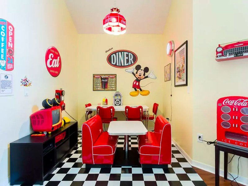 10 coolest airbnb vacation rentals in florida with photos - 10 bedroom vacation rentals orlando florida ...
