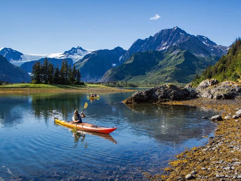9 best resorts and lodges on the kenai peninsula alaska