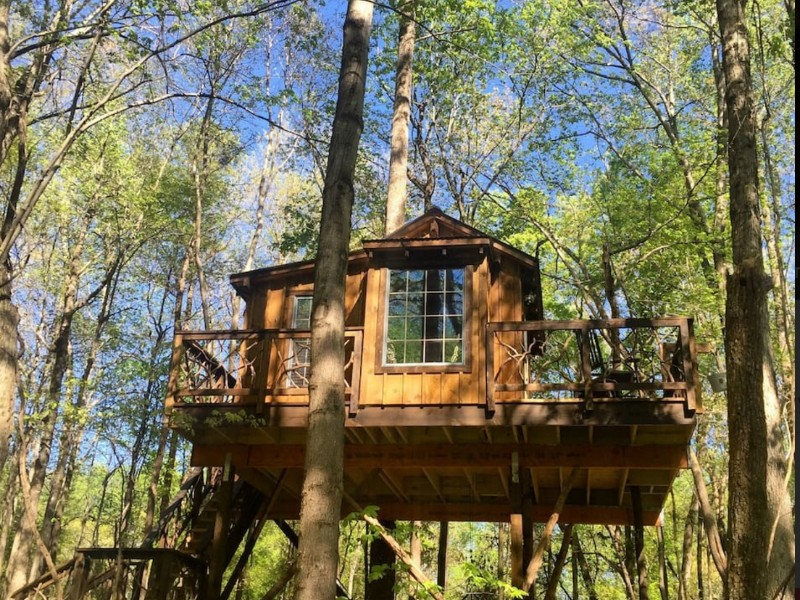 10 Of The Most Unique Airbnb Rentals In North Carolina