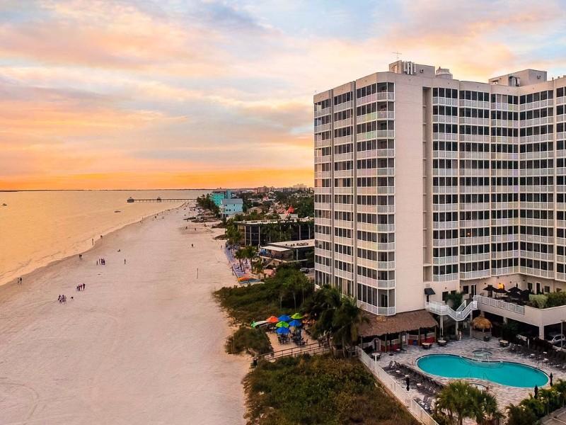 Pointe Estero Beach Resort  Suites  Fort Myers Beach Hotels