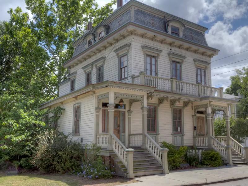 sensational design house for rent plant city fl. Victorian Mansion on Huntingdon  Savannah 10 Coolest Georgia Airbnb Rentals 2018 with Photos