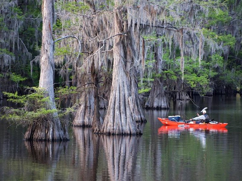 10 Best Places In Texas To Camp By The Water