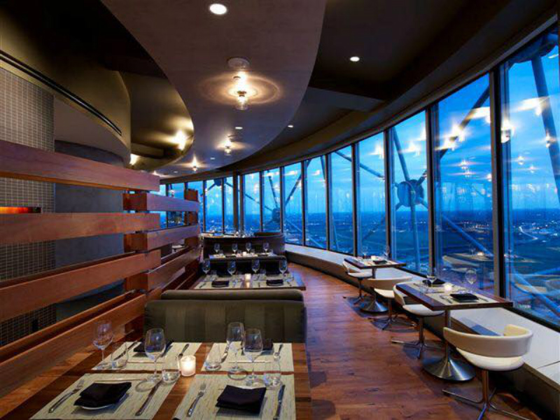 Most Beautiful Restaurants Texas Tripstodiscover