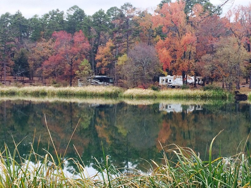 River Oaks Texas >> 8 of the Best Texas Parks to Visit for Fall Foliage - TripsToDiscover.com