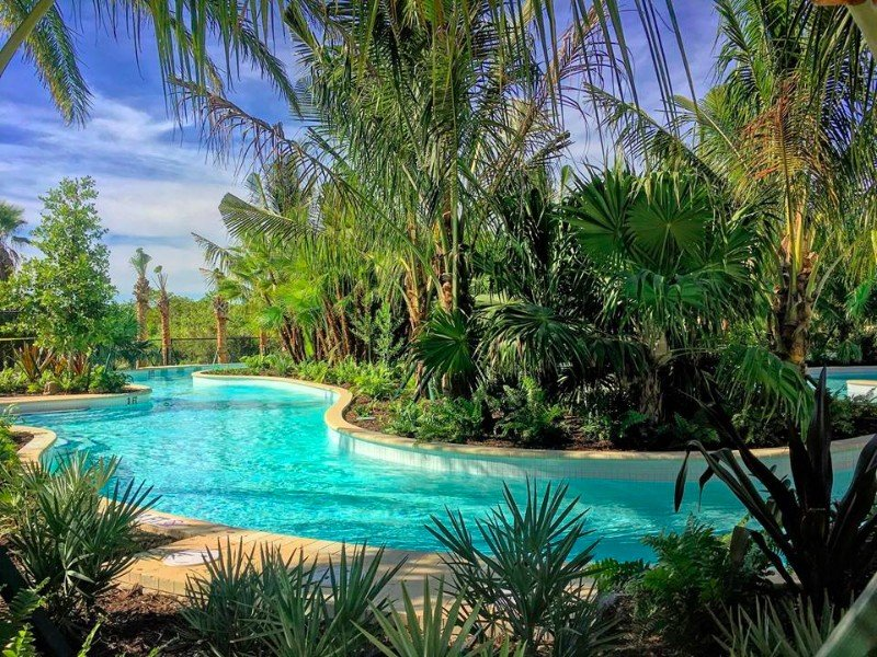10 best florida resorts with lazy rivers with photos. Black Bedroom Furniture Sets. Home Design Ideas