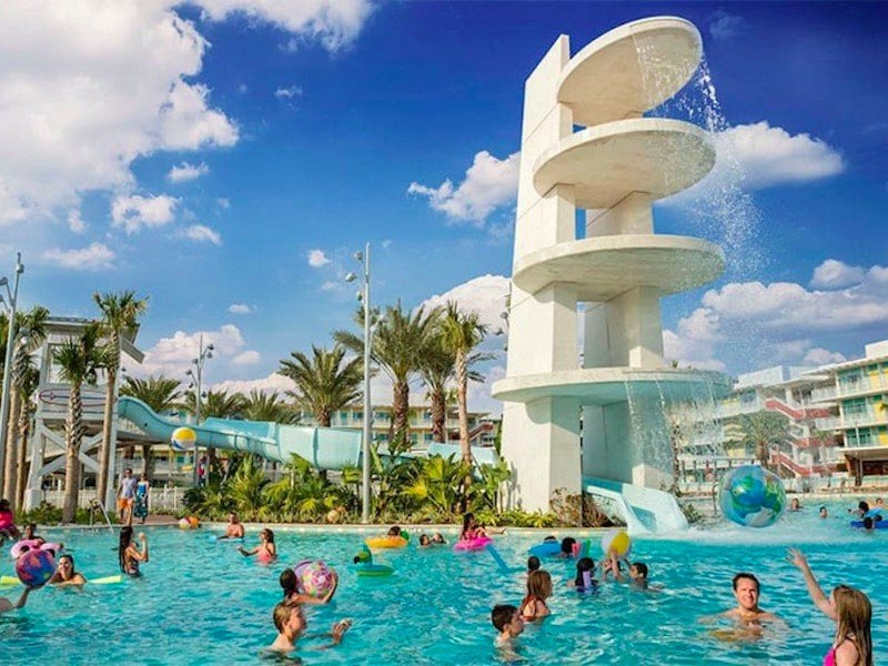 10 Best Florida Resorts With Lazy Rivers With Photos