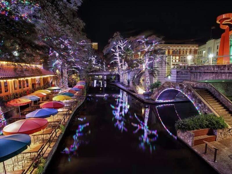Christmas Lights In Louisiana