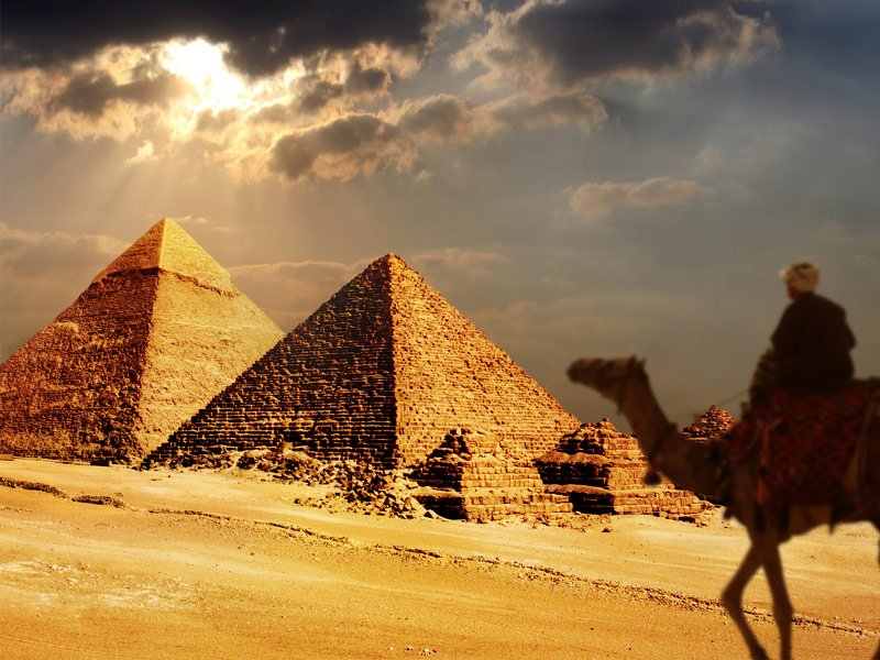 Egypt's Pyramids of Giza