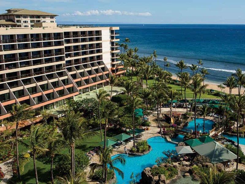 Marriott S Maui Ocean Club