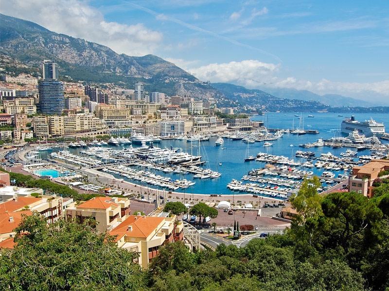 Barcelona and Monte Carlo