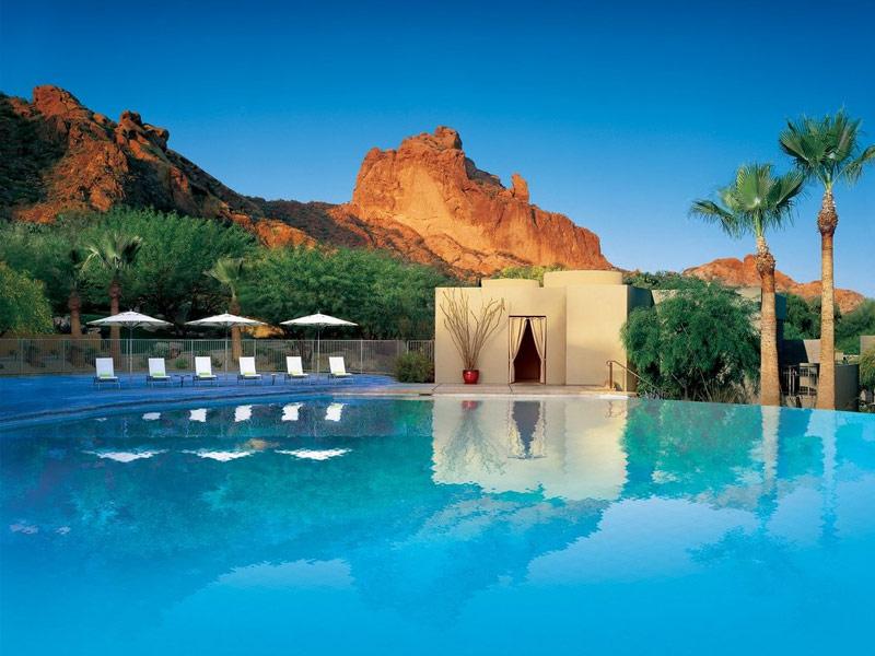 Sanctuary On Camelback Mountain Paradise Valley Arizona Prices Photos