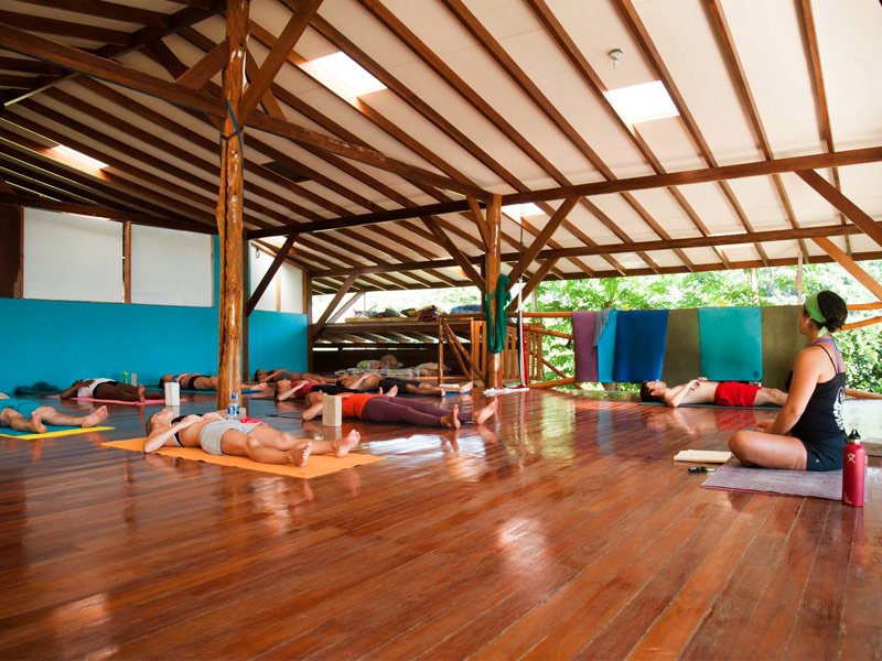 The Yoga Farm