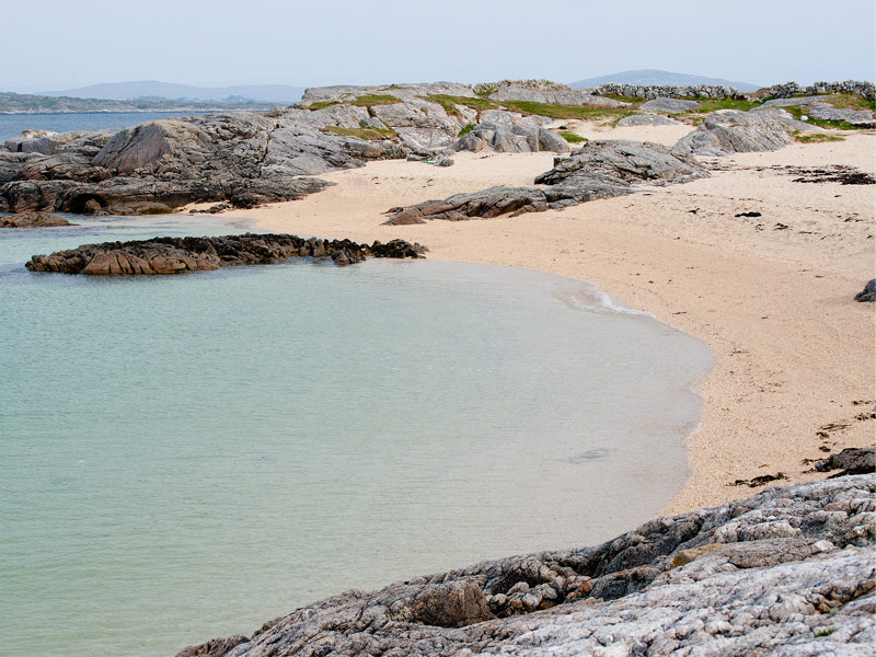 Coral Beach, Galway