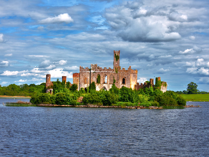 Lough Key Forest Park and Castle Island