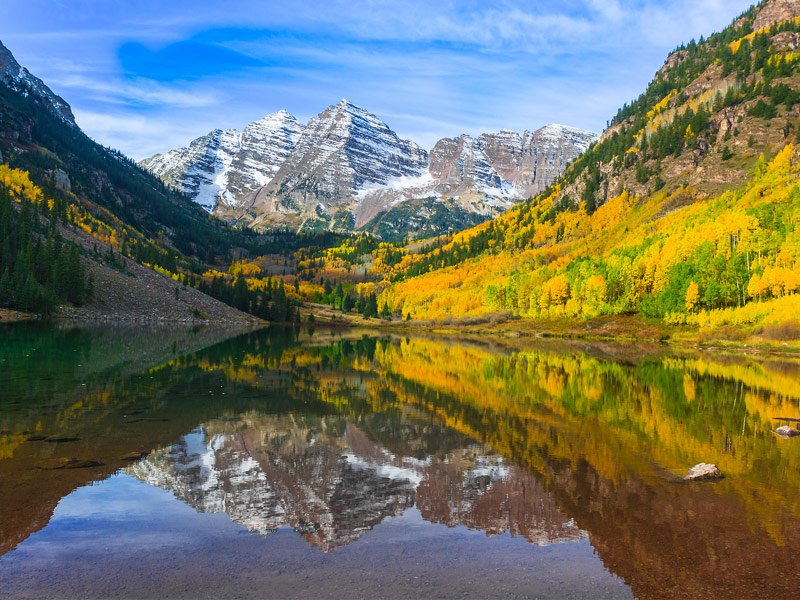 9 Best Places in Colorado For Fall Color in 2019 (with