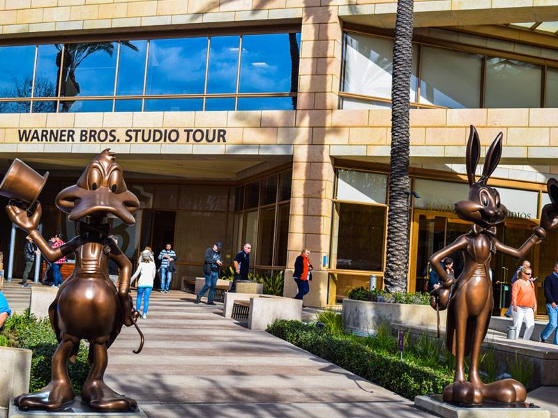 Warner Brothers Studio, Los Angeles