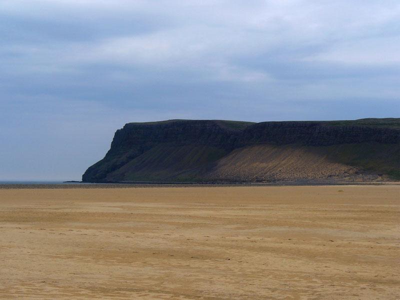 Breidavik Beach