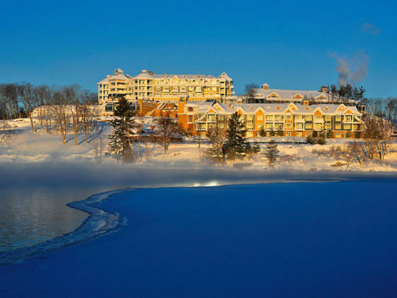 JW Mariott The Rosseau Muskoka Resort & Spa