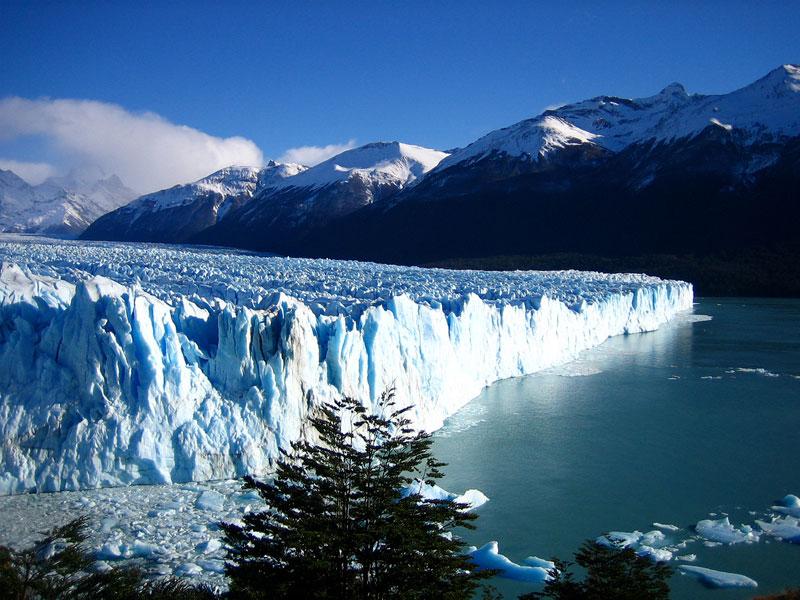 rito Moreno Glacier, Argentina