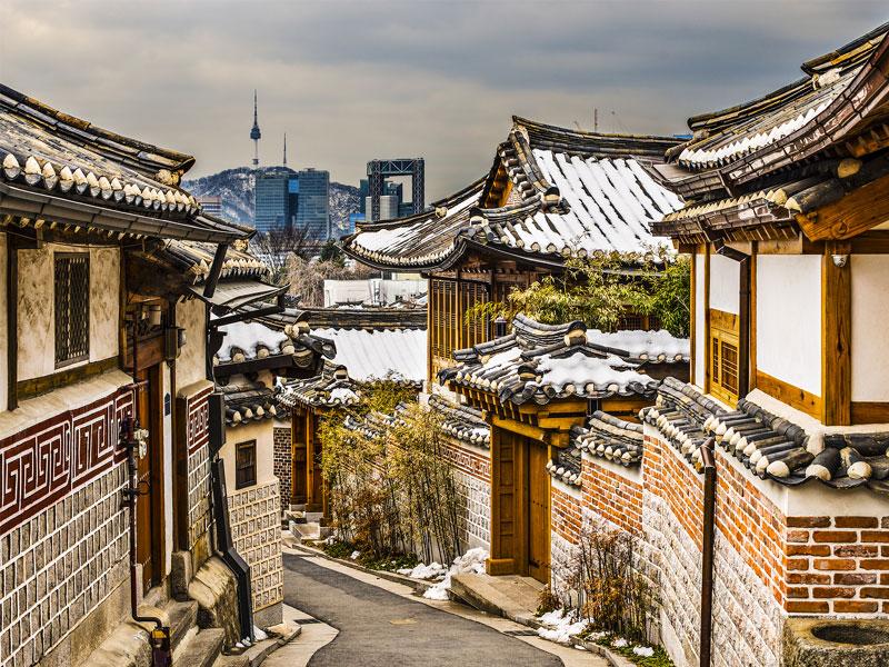 Seoul, South-Korea