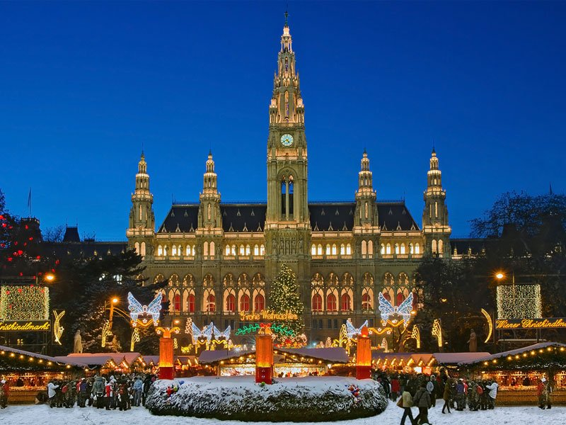 German Christmas Village Washington State.19 Of The World S Most Magical Christmas Towns With Photos