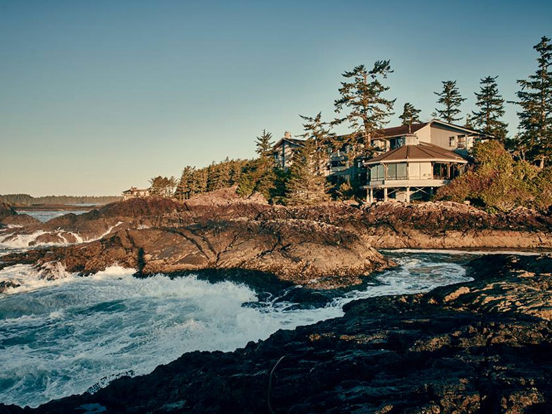 Wickaninnish Inn – Tofino, British Columbia