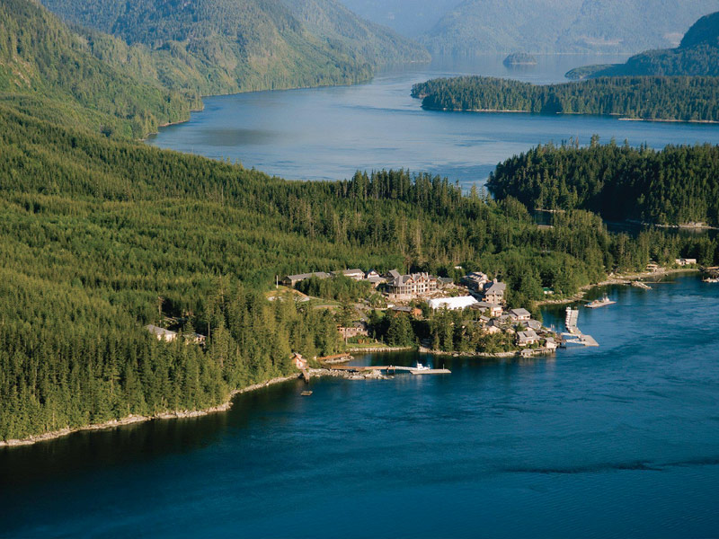 Sonora Resort – Sonora Island, British Columbia