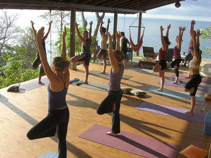 Anamaya Yoga Retreat