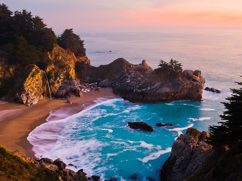 big sur honeymoon packages