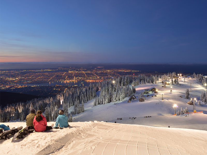 Grouse Mountain, Vancouver, BC