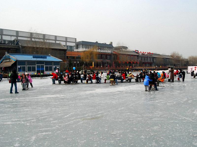 Shichahai Lake, Beijing