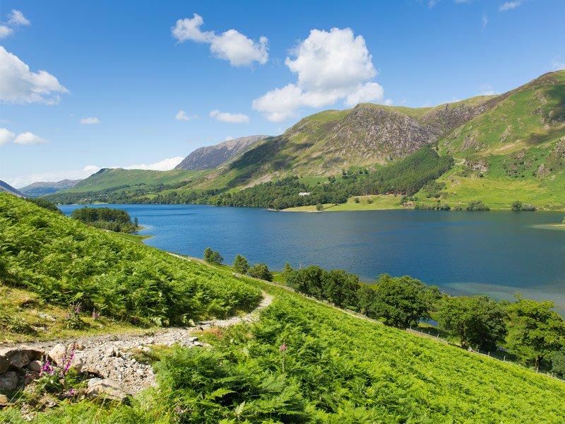 The Lake District, United Kingdom