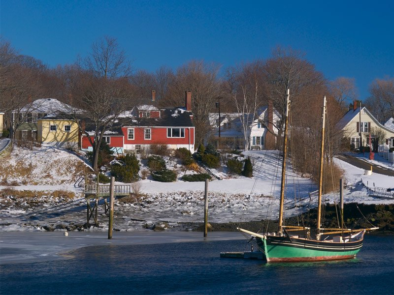 Most Beautiful Small Towns To Visit In The U S