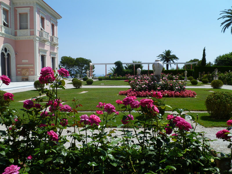 Gardens of the Villa Éphrussi de Rothschild